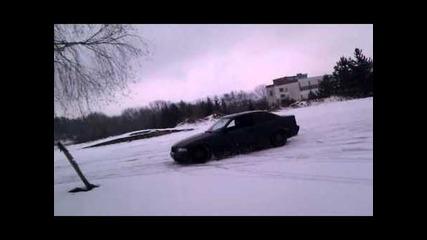 Кеф на сняг
