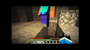 Minecraft Custom Maps: Sky Island Survival Ep.1 with Sparc0 and Venom