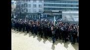 Българи протестират за завишените електрически сметки
