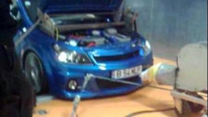 Истинската сила на Opel Astra Opc в България - 501hp