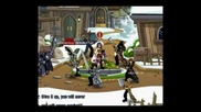 (aqworlds) Twilight of Liberation: episode 1 - The Paladin and the Citizen