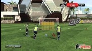Fifa 13 - Skill Games - Free Kicks (4/8)