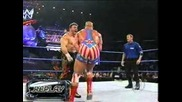 Kurt Angle Vs Eddie Guerrero