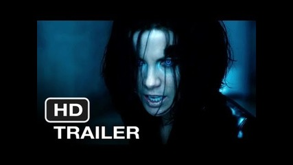Подземен свят 4/underworld: Awakening 3d - Movie Trailer (2012) Hd