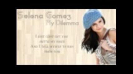 Selena Gomez The Scene - My Dilemma (full Song) (2011)