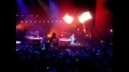 * Hd - Dulce Maria y Joe Jonas - See no more - Mtv World Mexico + Link with photos