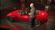 2016 Mazda Mx-5 Miata Live Reveal