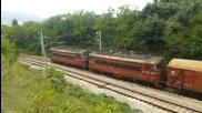 Дтв 20 530 с локомотиви 45 188 и 44 108