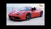 Ferrari 458 Aperta (2014) - Erster Fahrbericht