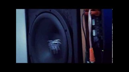 Bass Test Terror Bass Boost - Subwoofer Soundstream Picasso P.124