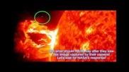 Извънземни, Нло и Нло майка близо до Слънцето от проф. д-р. М. Реза салам, д-р, Pe