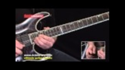 Kerry King Style Quick Licks