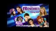 О Ф И Ц Я Л Е Н* Т P Е Й Л Ъ Р!!! Филм с Зендая и Бела Торн!!! Frenemies - Offcial Movie Trailer