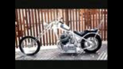 Honda 750 Four Chopper Movie - No.1