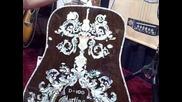 """Най-скъпата китара в света """" Martin """"! 109 000 $"""