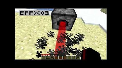 Minecraft Laser Mod
