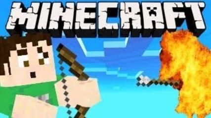 Minecraf-explosive Arrow