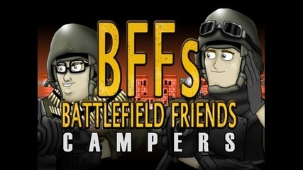 Battlefield Friends- Campers