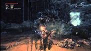 Bloodborne Bg boss Darkbeast paarl