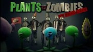 Plants Vs Zombies In Real Life (fan Made)