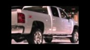 2011 Chevrolet Silverado Heavy Duty @ 2010 Chicago Auto Show - Car and Driver