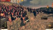 Rome 2: Total War Domination Tournament 2014 - Day 8/ Battle 8: Rome vs Epirus