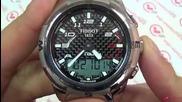 Мъжки часовник Tissot T-touch2 - T047.420.44.207.00