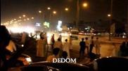 Арабски дрифт с пълен автобус