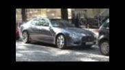Ускорение на Maserati Quattroporte в София !