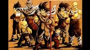 Dragonball Z Ost - Gekitotsu!! 100-oku Powaa no Senshi-tachi