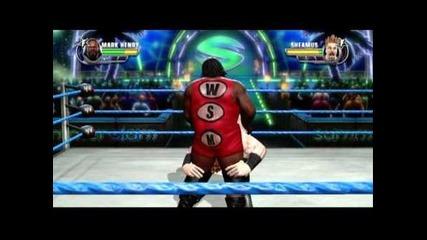 Wwe All Stars - Mark Henry vs Sheamus