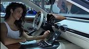 Interior 2014 Lamborghini Asterion Hybrid Concept 4wd
