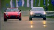 Nissan Gt-r R850 vs Porsche Switzer R911