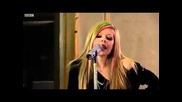 Avril Lavigne - What The Hell (live)