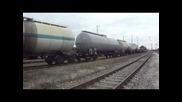 43 526 и 43 512 с товарен влак