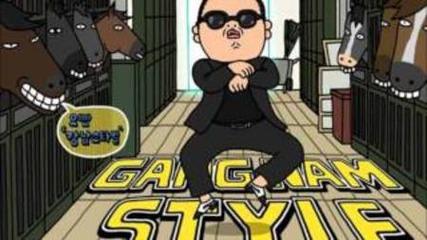Gangnam Style 10 hours Loop