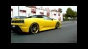 Amazing Ferrari Sounds!! 89 Ferraris!!!( 2x F40!! Novitec Rosso 599 Gtb/f430/430 Scuderia/16m..)