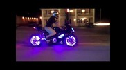 Motorcycle Custom Wheel Light Kits Atc 615-431-2294