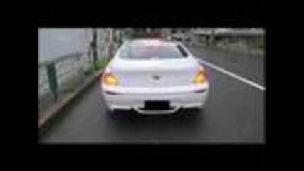 '07 Bmw M6 Titanium exhaust