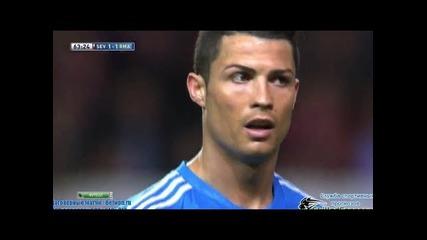 Cristiano Ronaldo vs Sevilla
