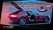 Mercedes Amg Gt / Gts Testdrive in San Francisco and Laguna Seca (german)