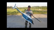 Bell Jet Ranger (800 Size) Super Scale Flybarless