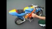 Nos Pocket bike
