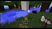 Minecraft 1.7 Dirt Survival #3 Отново съм тук :)