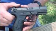 Walther P22 ревю и стрелба