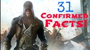 Assassin's Creed Unity - 31 New Confirmed Facts! ( Phantom Blade, Arno, Co-op Gameplay and More )