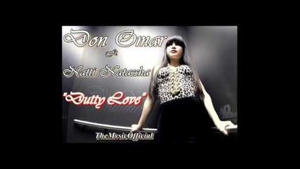 Don Omar Ft. Natti Natasha - Dutty Love [official Version]