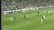 Real Madrid - Manchester United ( Champions league '03 )