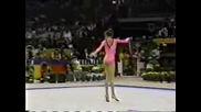 Александра Тимошенко--лента--1988
