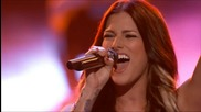 Cassadee Pope - Wasting All These Tears - Live Performance on The Voice